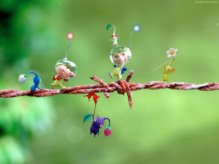 pikmin images | pikmin2