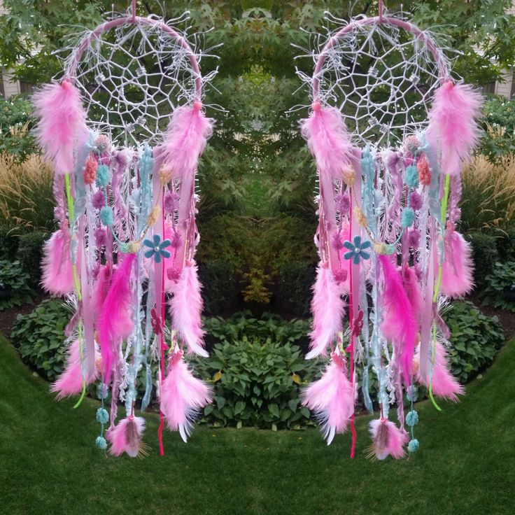 17 best images about dream catcher diy kit on pinterest for Materials to make a dreamcatcher