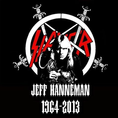 Slayer should have packed it in after Jeff passed away.