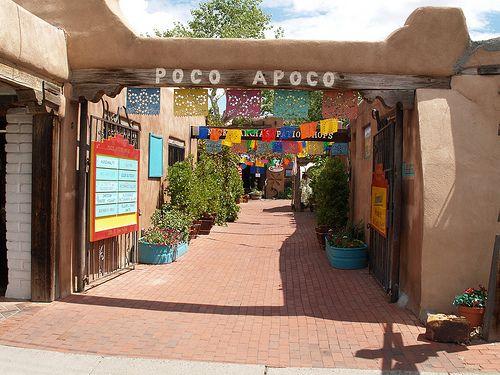 Old Town Albuquerque New Mexico