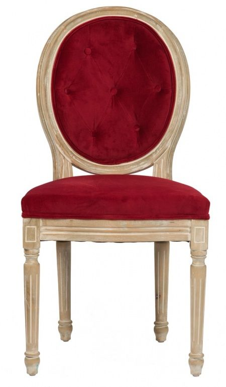 Яркие цвета обивки из вельвета или велюра, натуральный каркас из благородный пород дерева, изысканные и простые формы предметов мебели – все это является признаками так называемого стиля «цветной прованс». Стул Etude из популярной коллекции PROVENCE станет отличным украшением вашего дома, привнесет в него шик и очарование, сделает интерьер более насыщенным и интересным.             Метки: Кухонные стулья.              Материал: Ткань, Дерево.              Бренд: DG Home.              Стили…