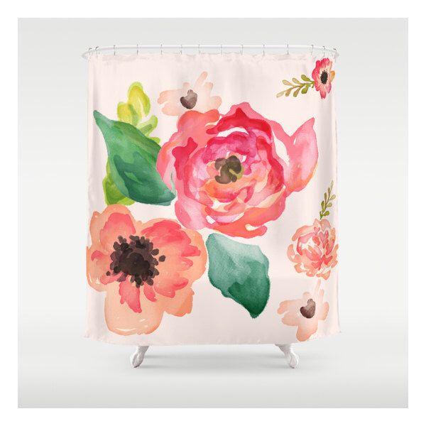 Pastel Floral Custom Made