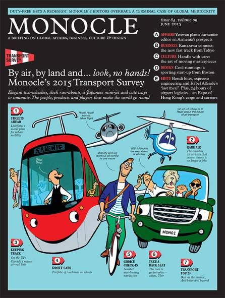 Issue 84 - Magazine | Monocle