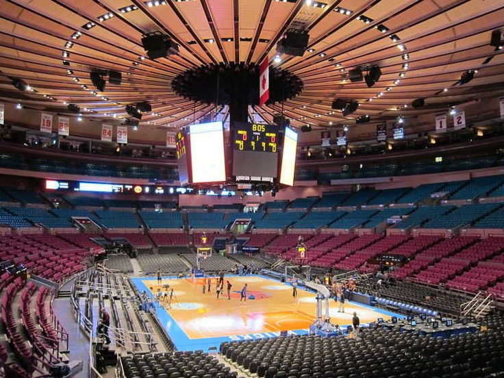 25 best ideas about nba arenas on pinterest chicago - How old is madison square garden ...