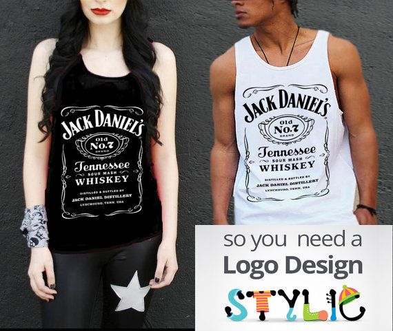 Jack Daniels Tank     Tank top Mens and Women tank top, Black tanktop, White Tank top, Tank top Men, Tank top Girl. 100% cotton deluxe