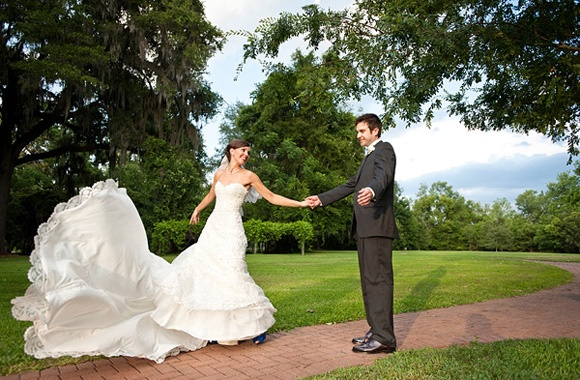 southern weddings dress