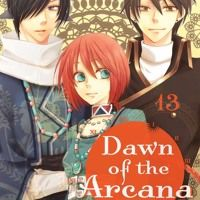 Dawn Of The Arcana Manga Review Volumes 10-13 by Chris's Storytelling Corner on SoundCloud