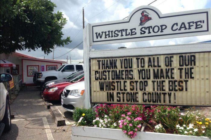 9 Whistle Stop Cafe Wiggins Mississippi Restaurants Visit Mississippi Mississippi Travel