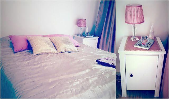 Romantiikkaa ja levollisuutta makuuhuoneeseen sisustamalla
