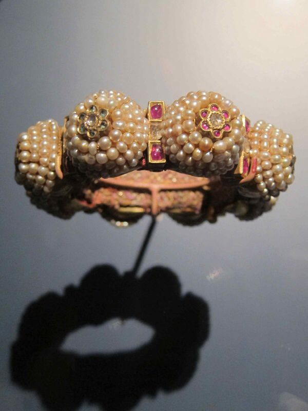 Beautiful gajra bracelet