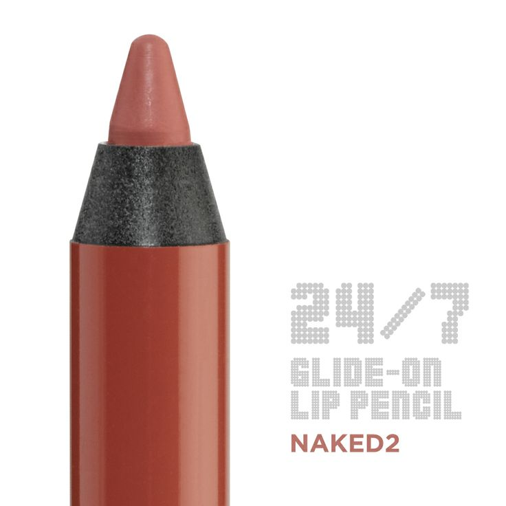 Urban Decay 24/7 Glide-On Lip Pencil in Naked2, $19.00