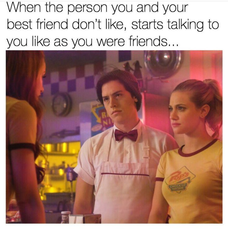 #riverdale #relatable