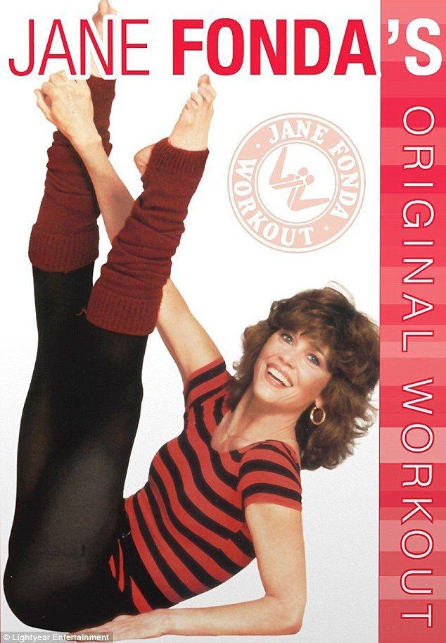 Jane Fonda auctions off THAT famous leotard