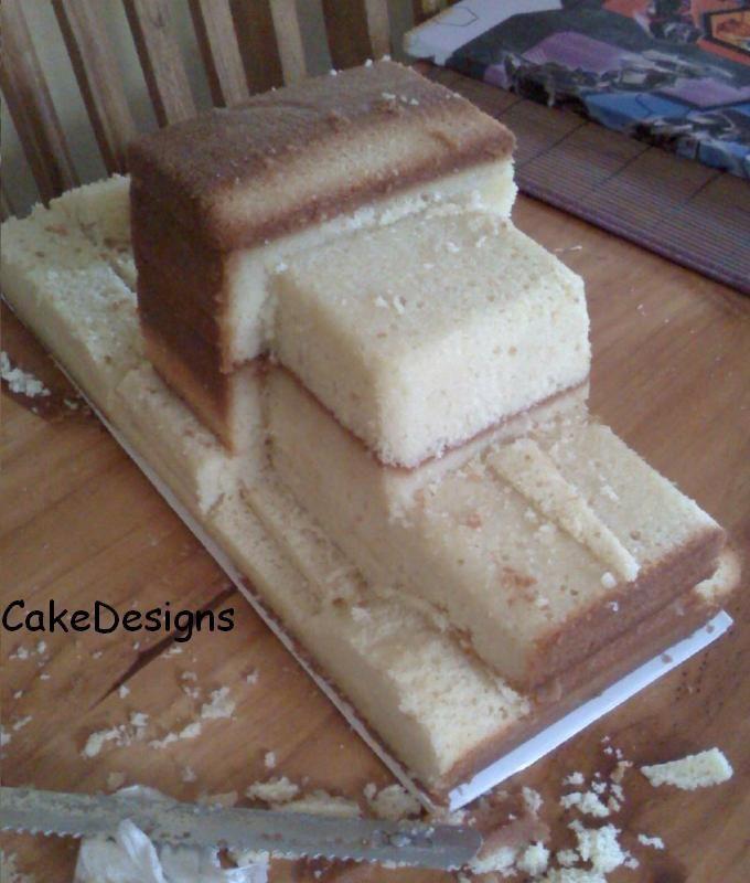como taller una torta de troca                                                                                                                                                     Más