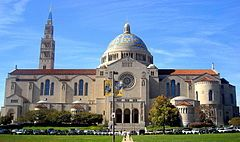 Basilica of the National Shrine of the Immaculate Conception.jpg Washington, D.C.