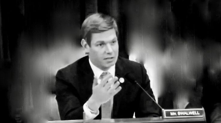 Democratic lawmaker Eric Swalwell digs deeper & exposes more facts about Russia on his website Apr 05, 2017 4:48pm EDT by Leslie Salzillo Congressman Eric Swalwell is a Ranking Member of the CIA Subcommittee of the House Permanent Select Committee on Intelligence. The California lawmaker has been one of the most outspoken members investigating Donald Trump's ties with Russia (see video...