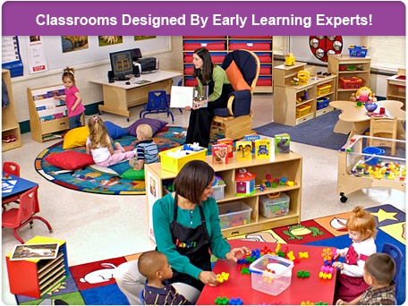 studying an early childhood environment for 258 part iv • implementing the early childhood curriculum why is the physical environment important for learning and play a well-arranged environment should enhance children's development.