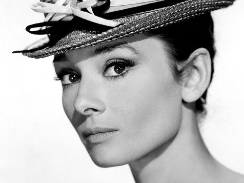 #AudreyHepburn #tribute #collage #beautiful