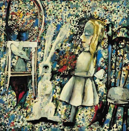 The Blue Alice- Blackman Charles