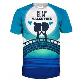 BE MY VALENTINE AMOUR T-Shirt