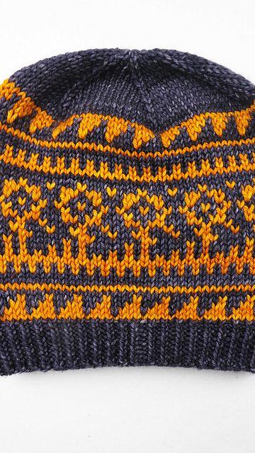 40a0852a96a My Flowery Garden Hat pattern by Cecilia Losada