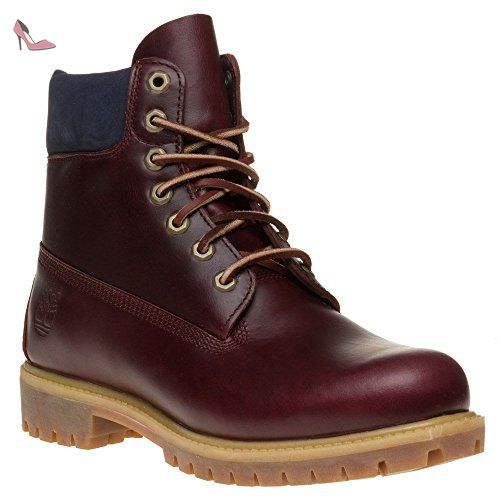 6 Premium Boot - W, Chaussures Montantes femme - Marron (Rust Nb Brown) - 36 EUTimberland