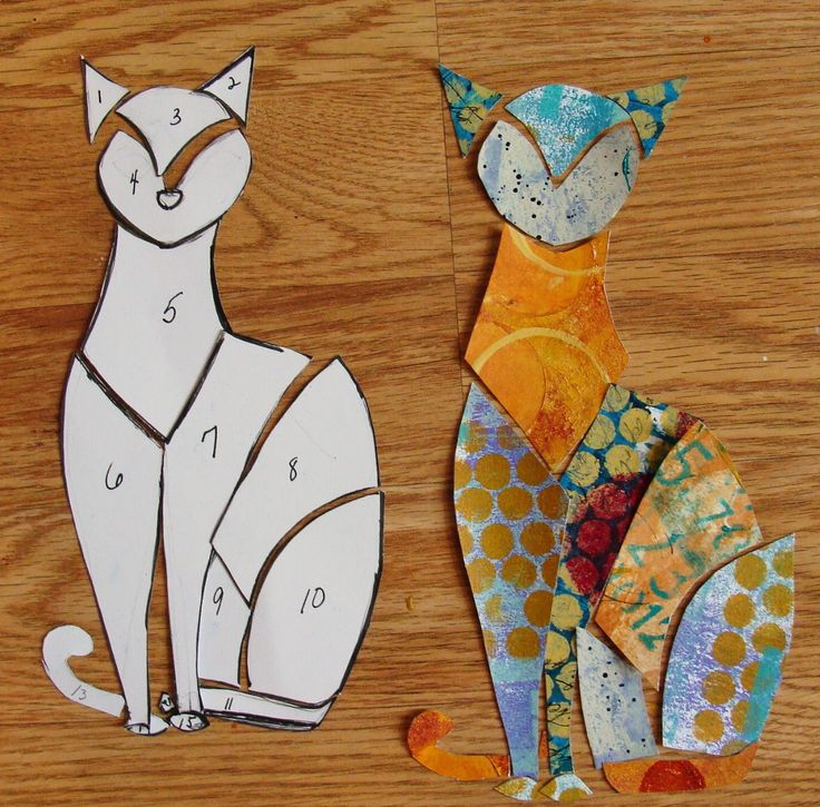 Cat pattern More