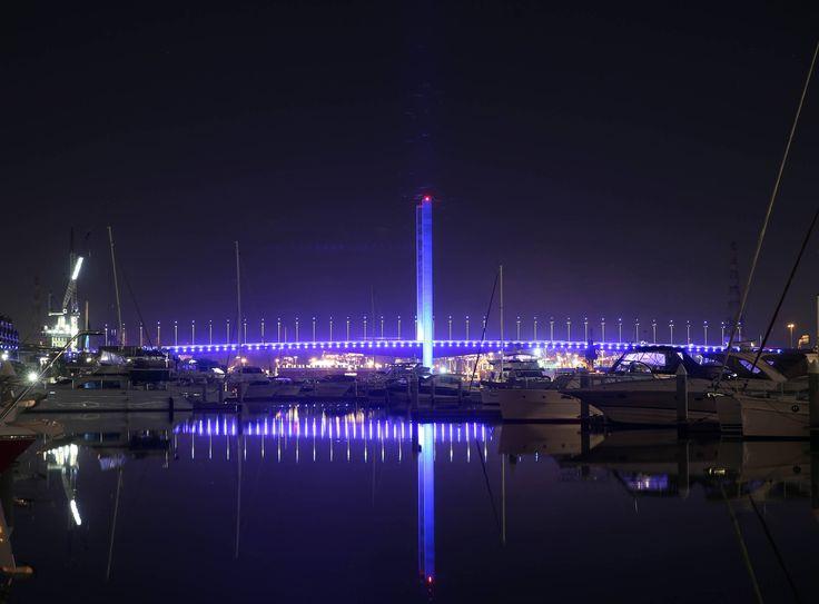 The Bolte bridge, Melbourne, Australia.  Photograph: Imago/Barcroft Media/Hindustan Times