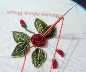 RosalieWakefield-Millefiori: The Bossa Nova Rose