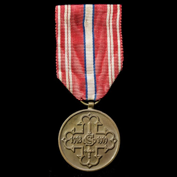 Czechoslovakia: Commemorative Decoration for the Czechoslovak Volunteers of 1918-1919. - London Medal Company - Buy War Medals & Militaria Online