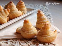 piccole piramidi dolci