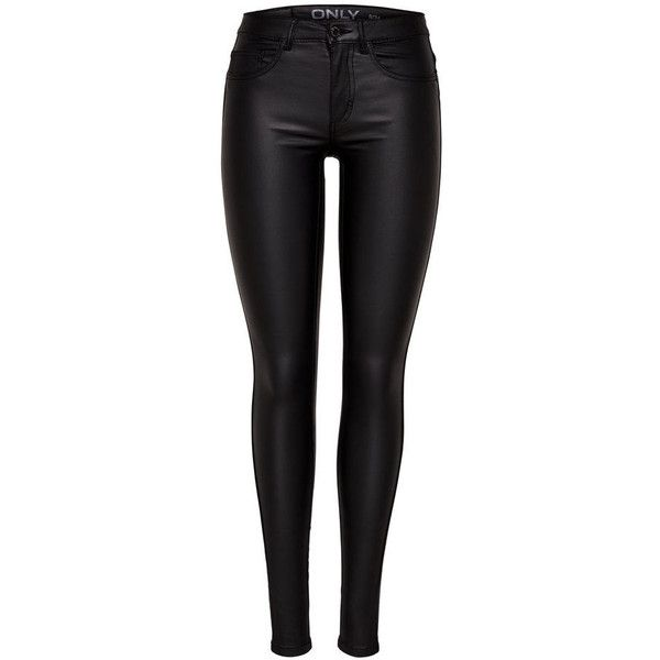 ROYAL ROCK COATED SKINNY FIT JEANS ❤ liked on Polyvore featuring jeans, denim skinny jeans, skinny leg jeans, cut skinny jeans, skinny fit denim jeans and rock-revival skinny jeans