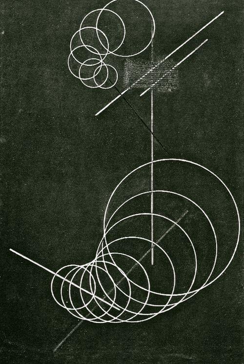 flasd: Linearism by Александр Родченко (Alexander Rodchenko), 1920 / Sacred Geometry <3