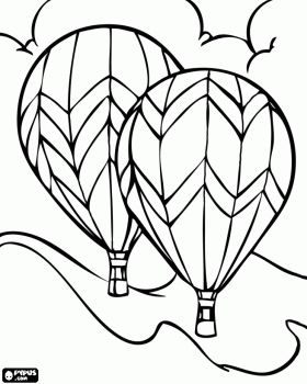 7 best Balon images on Pinterest Balloon template Hot air