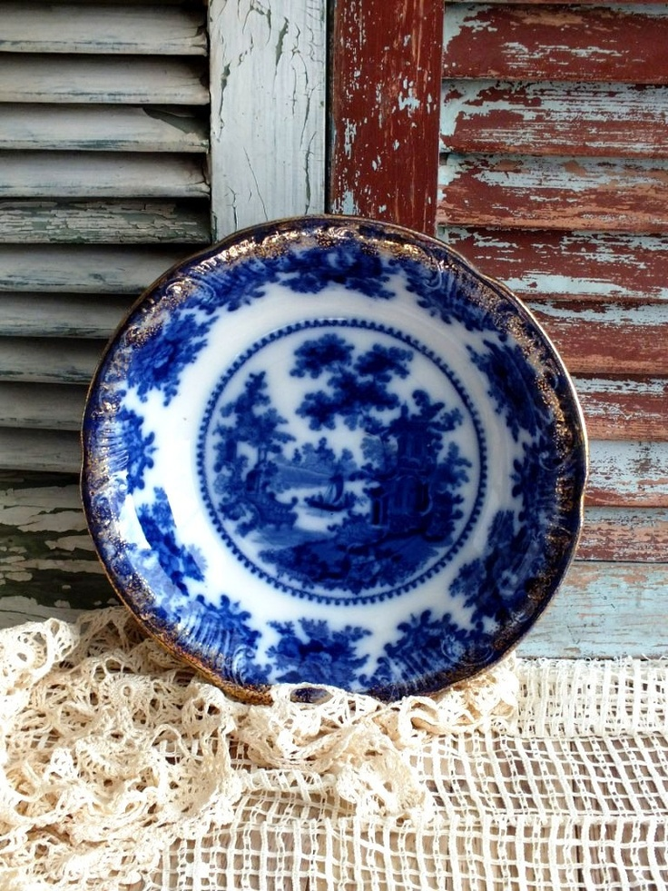 20 Best Antique Bowls Images On Pinterest Bowls Blues