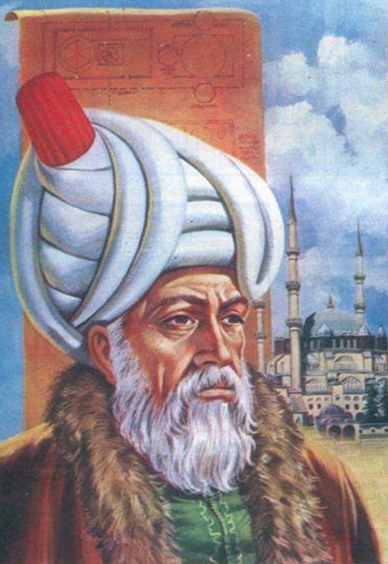 [Ottoman Empire] Chief Ottoman Architect Mimar Sinan (1489-1588)