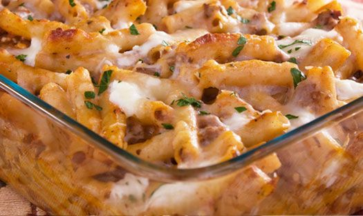 Homepride Meaty Mushroom Tomato Pasta