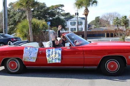 Tybee MLK Parade   Discover Tybee Island, GA