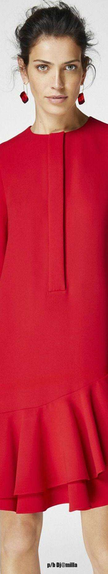 Carolina Herrera - Ready To Wear - Spring 2017