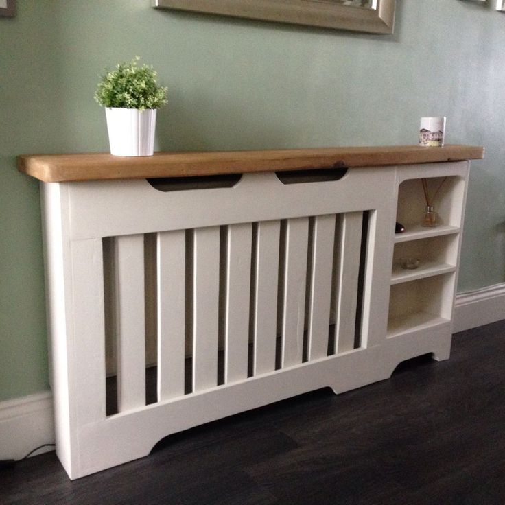 Radiator Cover/display/bookcase Bespoke!!! in Home, Furniture & DIY, Heating, Cooling & Air, Radiator Covers | eBay!