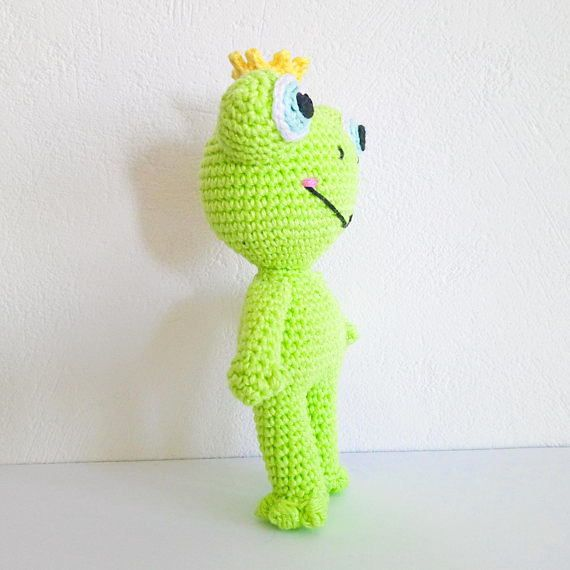 Frog Prince – WOOFTER CREATIONS | 570x570