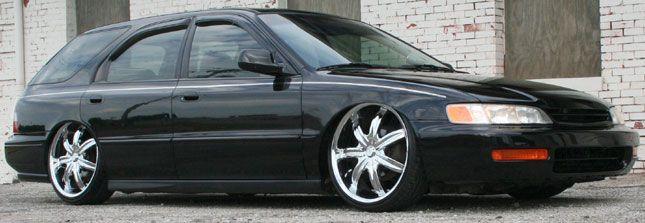 1995+honda+accord+ex+wagon | 1995 Honda Accord EX Wagon