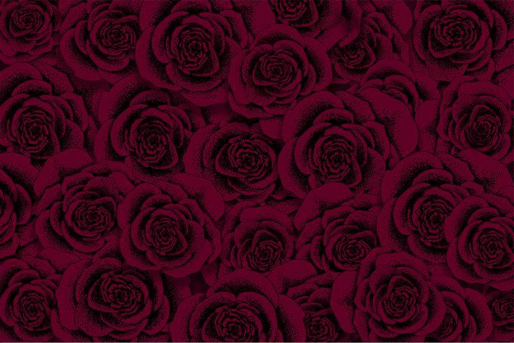 Rose #pattern  https://society6.com/product/rose49127_pillow#s6-6066229p26a18v126a25v193
