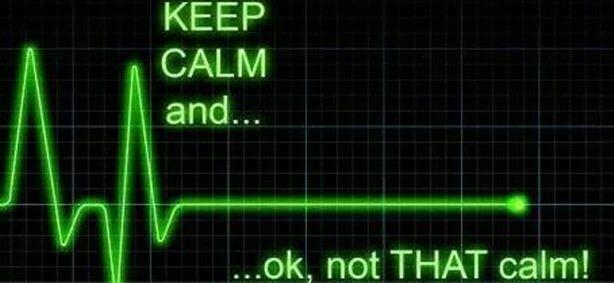 Sin tanta calma x favor!!!  Jejeje