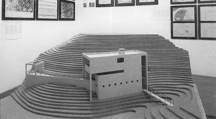 «@next_top_architects | A.A.M. Milano / 17 giugno 1997 Luigi Snozzi #LuigiSnozzi | #nextarch #next_top_architects»