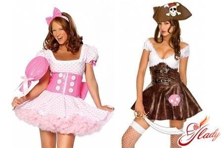 Где купить костюм на хелоуин