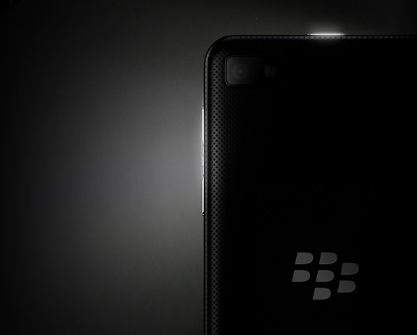 RIM TEASES BLACKBERRY 10 LAUNCH WITH IMAGE OF FIRST BB10 SMARTPHONE