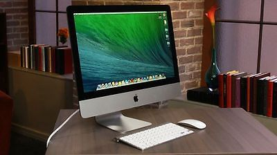 iMac 2014 i5 8GB 500GB 21.5  - nice but not perfect make offer