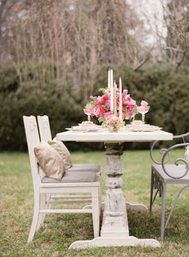 Elegant, All, Blush, Decor, Decorations, Garden, Party, Pink,