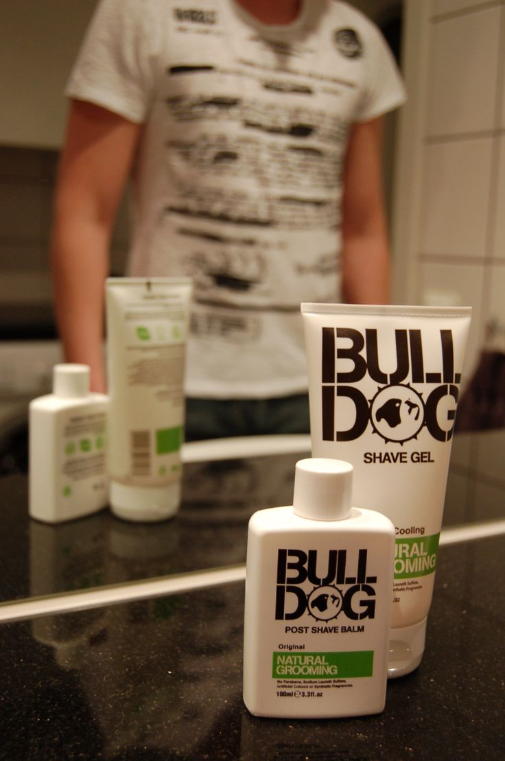 Recension av Bulldog Natural Grooming Original Shave Gel & After Shave Balm